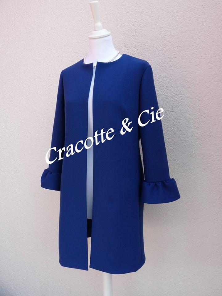 Atelier Cracotte et Cie Angers - Création des vêtements sur mesure